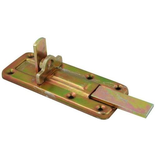 Zasuwka drzwiowa prosta 100 mm