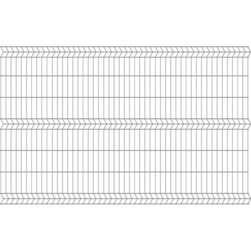 Panel ogrodzeniowy 3D ocynk, 152x250 cm, oczko 75x200 mm, drut 3.2 mm