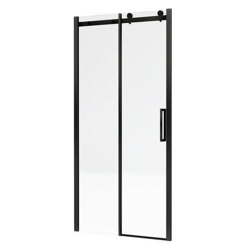 Drzwi przesuwne Kabri Silent Black 100x200 cm BR-0218