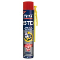Piana poliuretanowa montażowa Tytan O2 750 ml, wężykowa