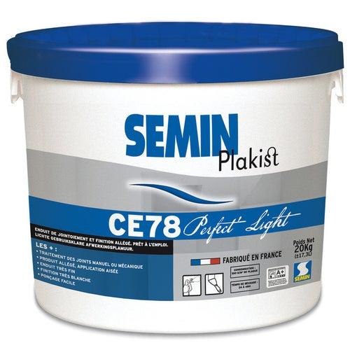 Masa szpachlowa CE 78 Perfect Light Semin 20kg