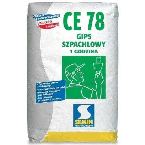 Semin CE78 gips szpachlowy 20 kg