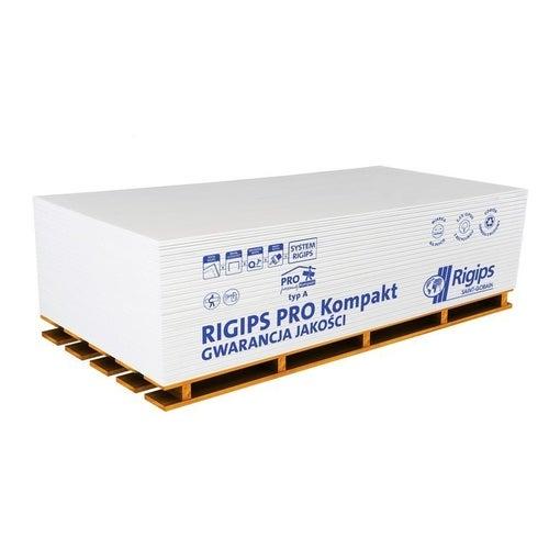 Płyta gipsowo-kartonowa standardowa Rigips PRO 900x1800x12,5 mm GKB typ A