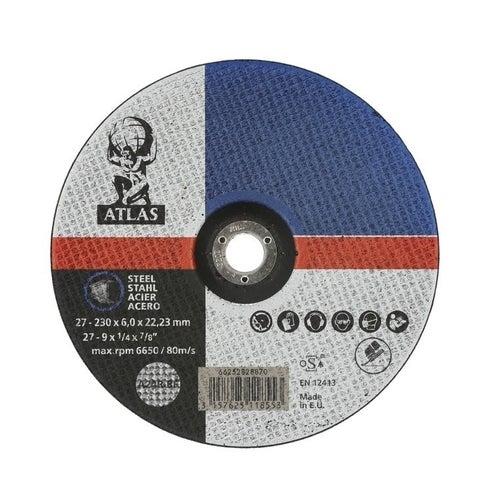 Tarcza do szlifowania metalu / Inox 230x22,2 mm