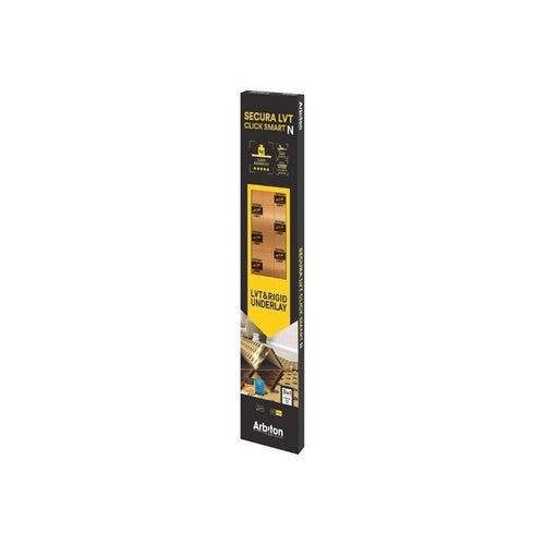 Podkład pod panele Secura LVT Click Smart 1.5mm op. 6.25m2