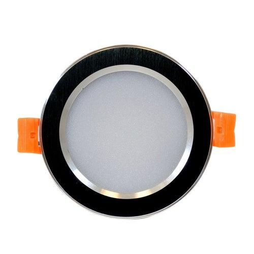 Oczko sufitowe VENUS LED 7W 470lm 7W, 470LM, 3000K, IP20 czarne