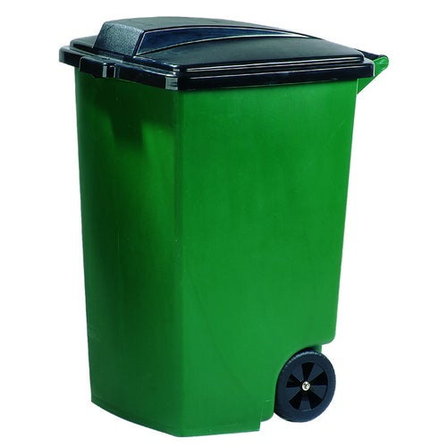 Pojemnik na odpady 100 l zielony