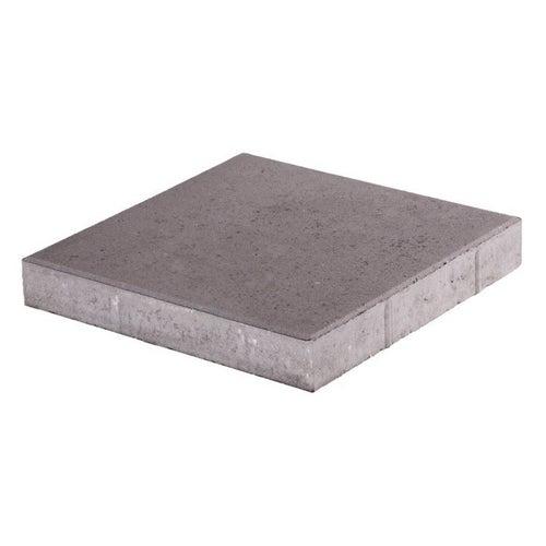 Płyta chodnikowa Certus szara 50x50x7 cm gładka