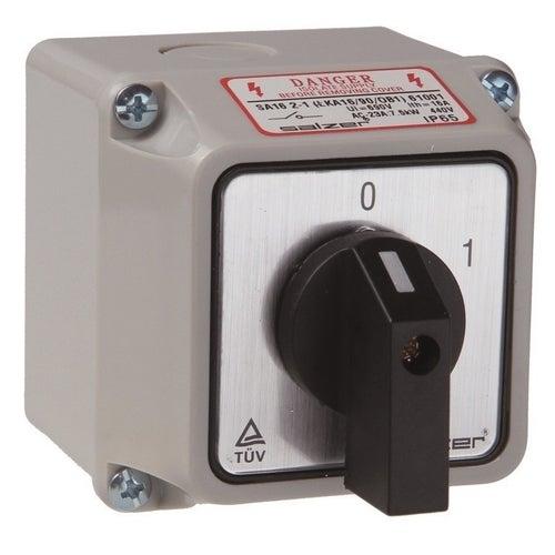 Rozłącznik w obudowie O-1 16A 1-fazowy 250V IP44