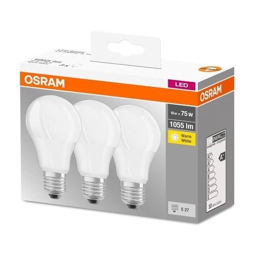 Żarówka LED 10W E27 1055lm ciepło biała/2700K Osram