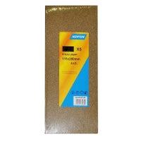 Papier ścierny 115x280 mm P80, 5 szt.