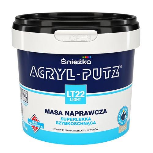 Gładź szpachlowa Śneżka Acryl Putz Light 0,75l