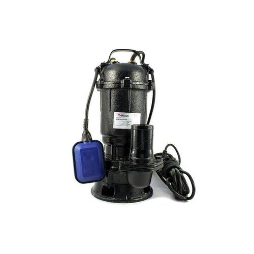 Pompa żeliwna do brudnej wody z pływakiem WQD10-8-0.55F 550 W