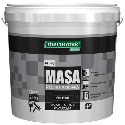 Masa podkładowa Thermotek 25 kg