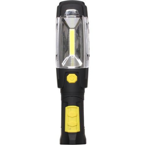 Latarka LED 3W 300/30lm 4/20h akumulator z powerbankiem