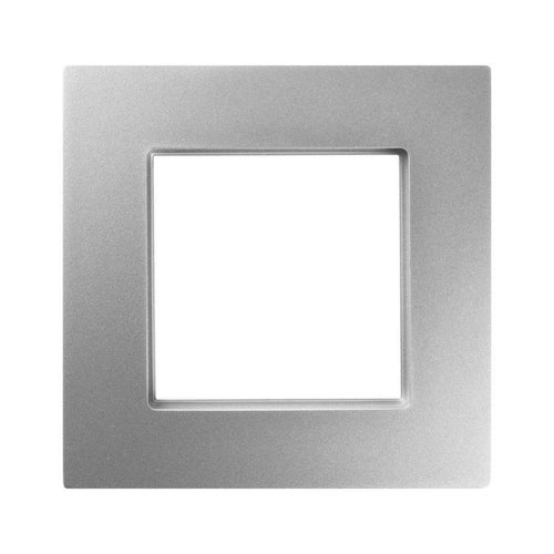 Polmark Rosa ramka srebrny metalik pojedyncza