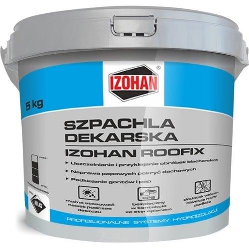 Szpachla dekarska Izohan Roofix 5 kg
