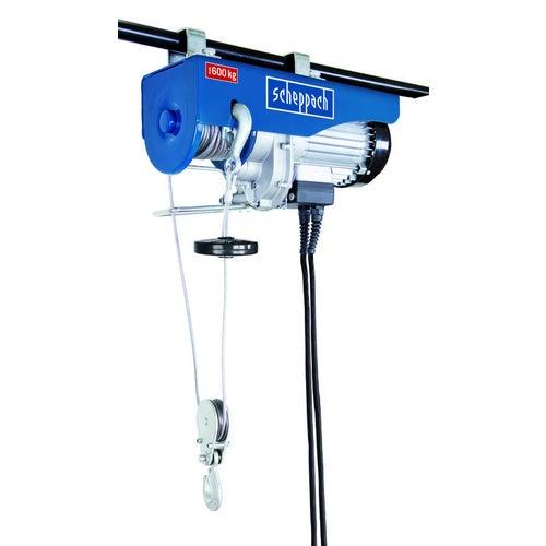 Elektryczna wciągarka linowa HRS 600 Scheppach
