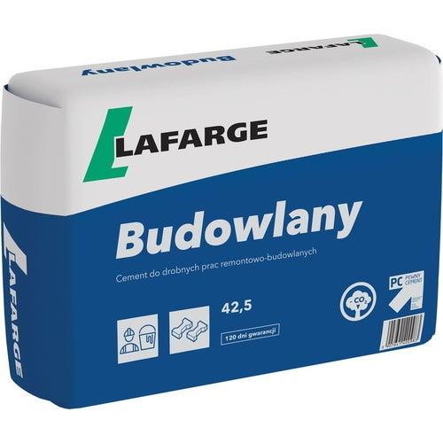 Cement portlandzki Lafarge Budowlany CEM IV/B(V) 42,5N 22.5 kg