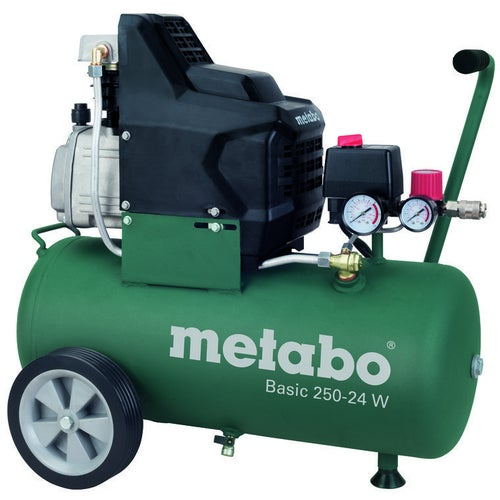 Kompresor olejowy 2,7KM 24L Basic 250-24 W Metabo