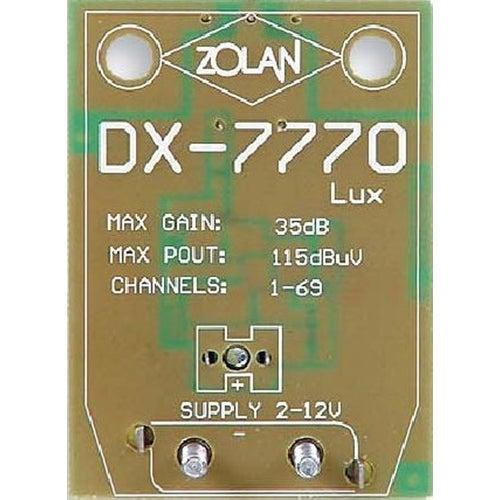 Wzmacniacz 35 dB