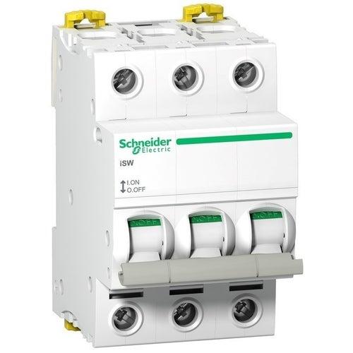 Rozłącznik izolayjny 3P 100A ISW Schneider