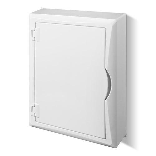 Rozdzielnica natynkowa multimedialna 2x12 RN 2P+Z 2505-20 Elektro-Plast