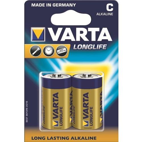 Bateria Varta Longlife LR14 1,5V 2szt
