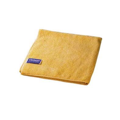 Szmatka z mikrofibry żółta 40cm x 40cm