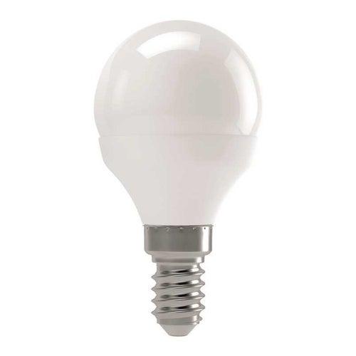 Żarówka LED 4W E14 330lm kulka ciepło biała