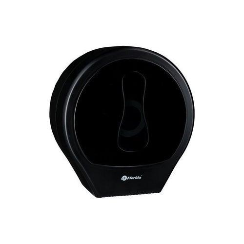 Pojemnik na papier toaletowy Merida One, czarny, BEC101