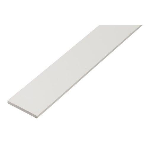 Płaskownik PVC 2000x20x2 mm