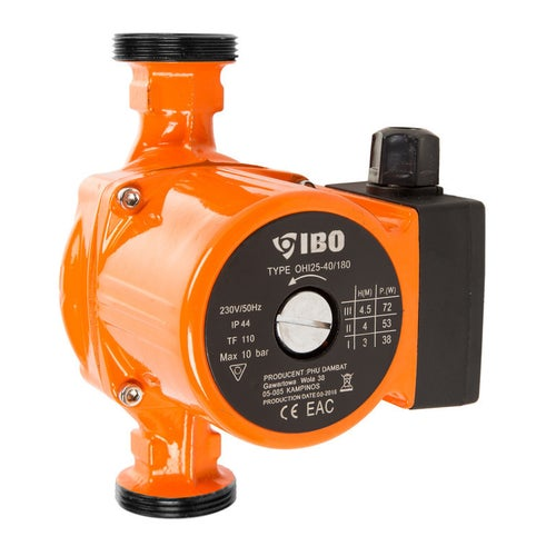 Pompa cyrkulacyjna do wody pitnej OHI 25-60/180