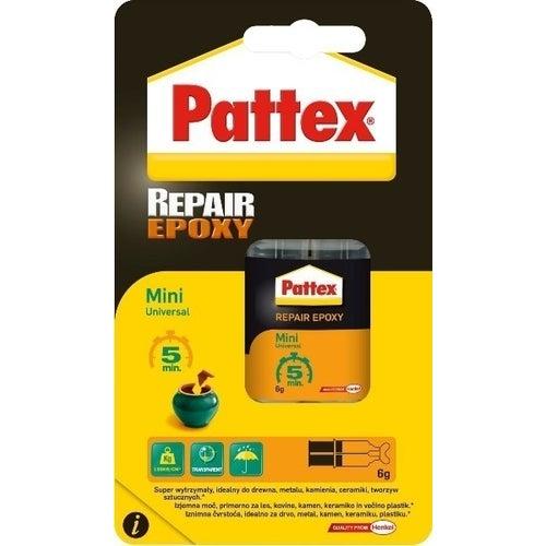 Klej Pattex Repair Epoxy 6g