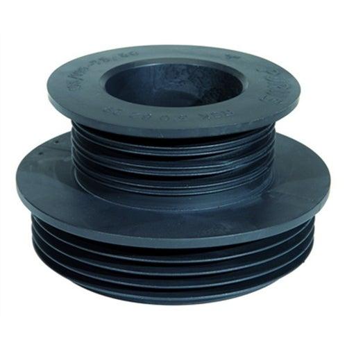 Redukcja gumowa czarna 100/105-90/75 mm