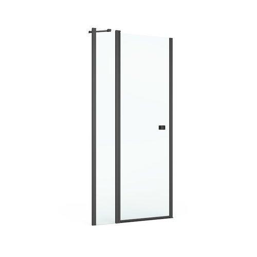 Drzwi prysznicowe Roca Capital Black 80x195 cm AM4608016M