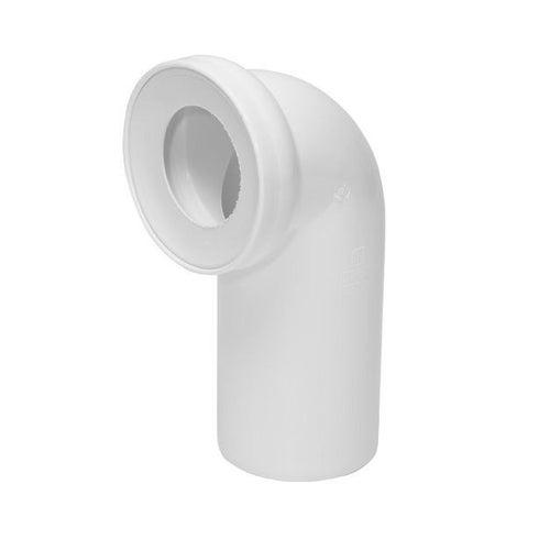 Kolano WC 90 mm