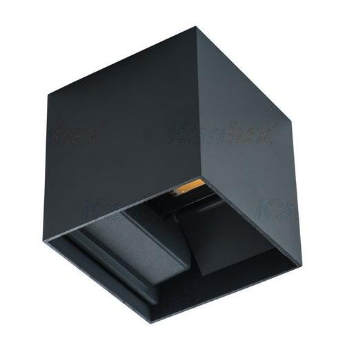 Oprawa elewacyjna Reka LED 7W 360lm 4000K IP44 grafitowa