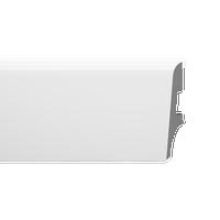 Listwa przypodłogowa Espumo 101 2500x65x16 biała