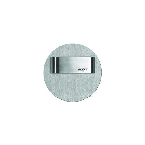 Oprawa schodowa Rueda LED 0,8W 21lm 4000K IP20 inox