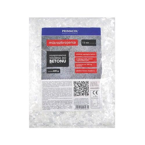 Mikrozbrojenia do betonu i zapraw Primacol 600 g