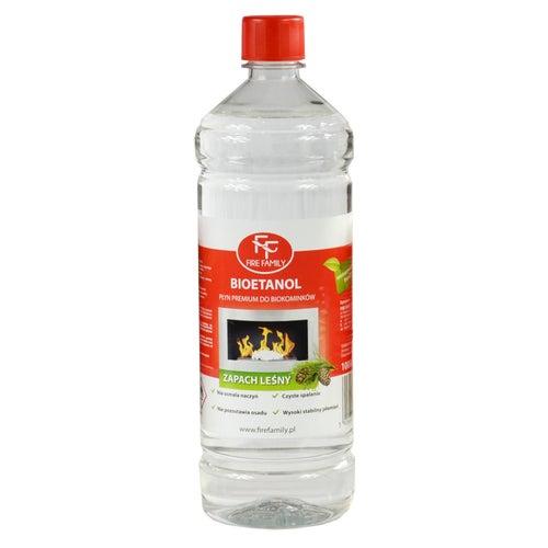 Płyn do biokominków Premium leśny 1 l