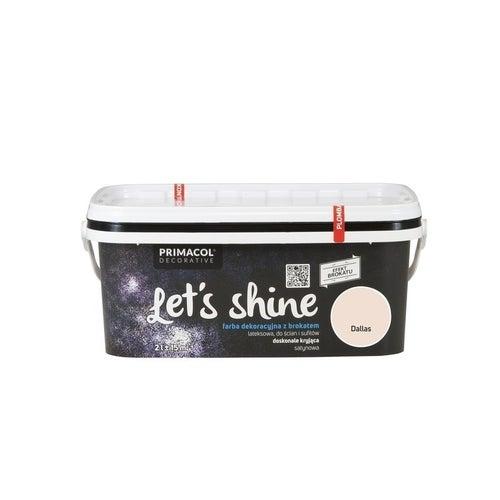 Farba Primacol Let's Shine dallas 2l