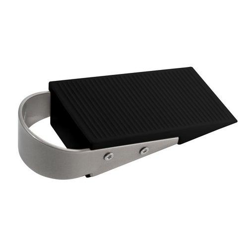 Klin premium z uchwytem czarny 125x32x50 mm