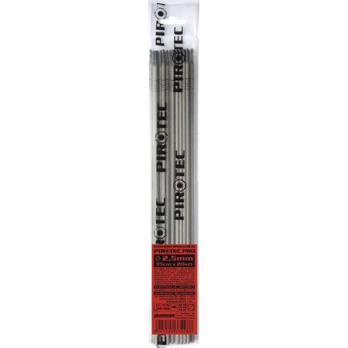 Elektrody rutylowo-celulozowe 2,5 mm PRO, 20 szt.