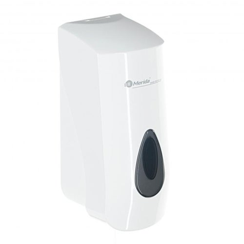Dozownik do mydła w płynie Merida Top Maxi, pojemność 800 ml, DTS101