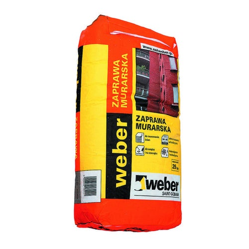 Zaprawa murarska Weber 25 kg