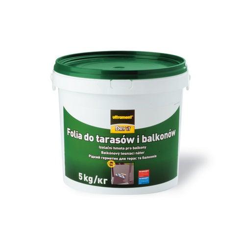 Folia w płynie do tarasów i balkonów Ultrament 5 kg