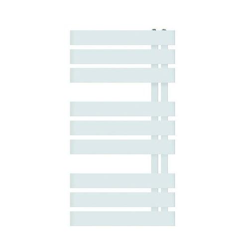 Grzejnik łazienkowy Nameless 90x50 cm, biały połysk