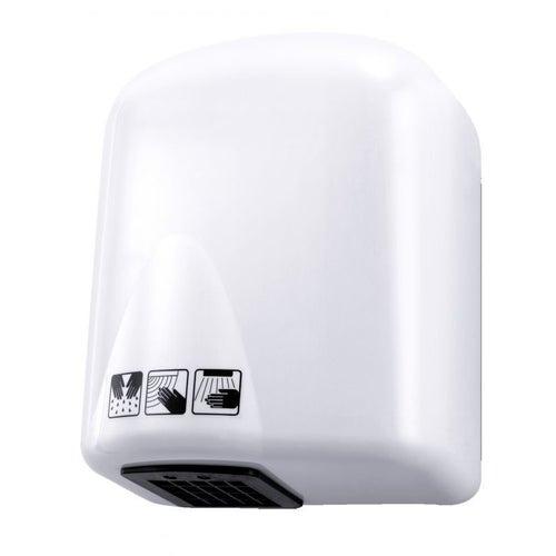 Suszarka do rąk Ecoflow Plus biała, ABS